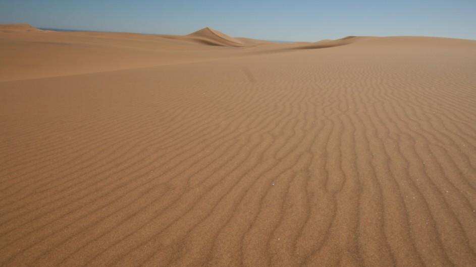 Namibia Wüste bei Swakopmund