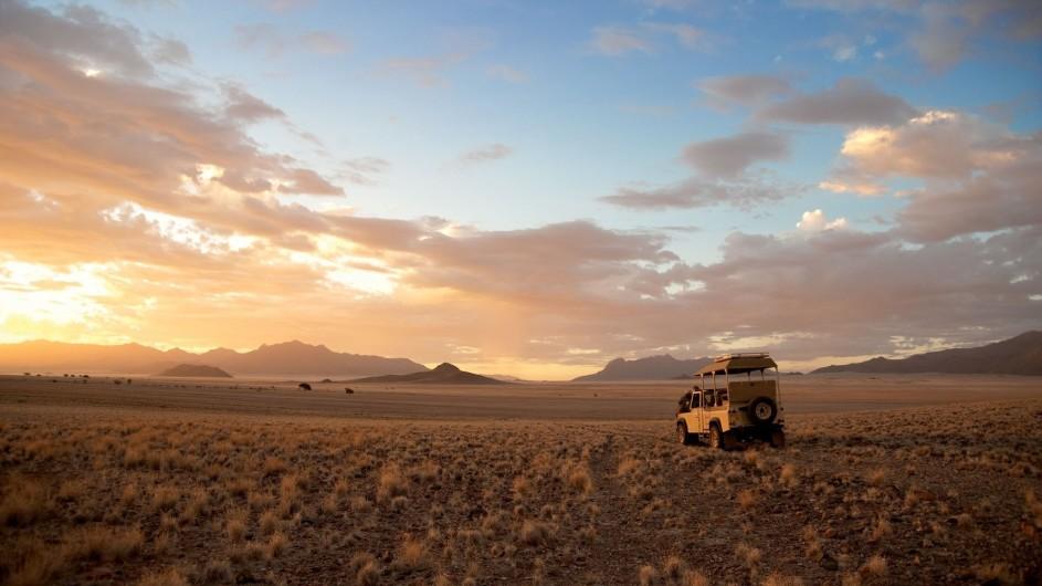 Namibia Wolwedans Dunes Lodge Ausflug