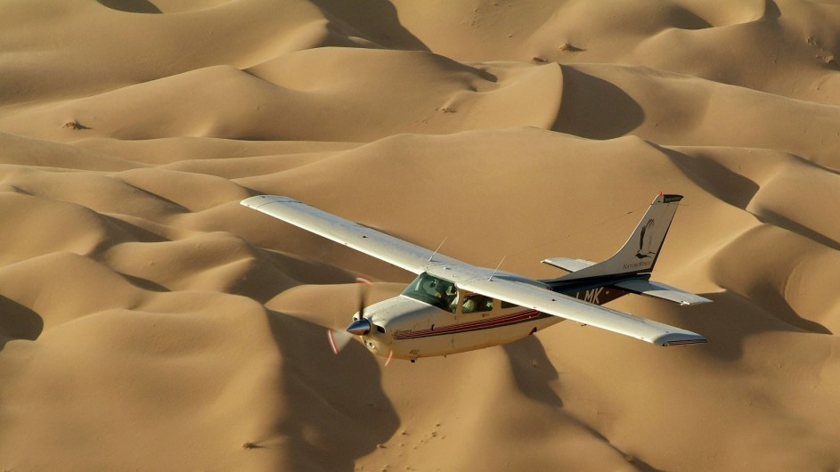 Namibia Wolwedans Scenic Flight