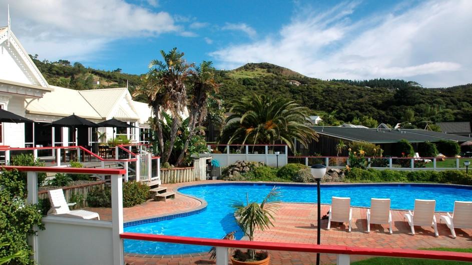 Neuseeland Copthorne Hotel Hokianga
