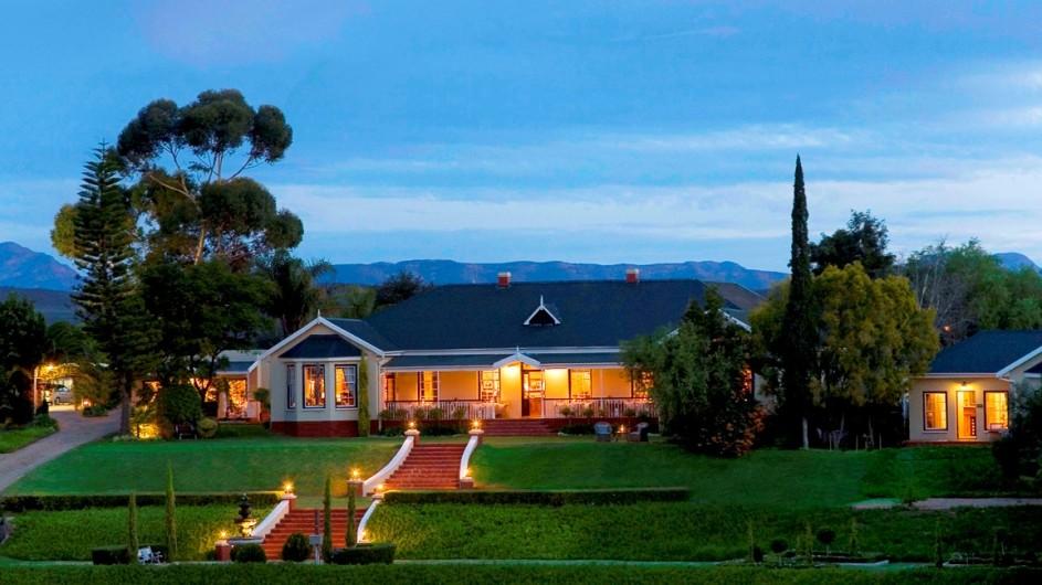 Südafrika La Plume Guesthouse