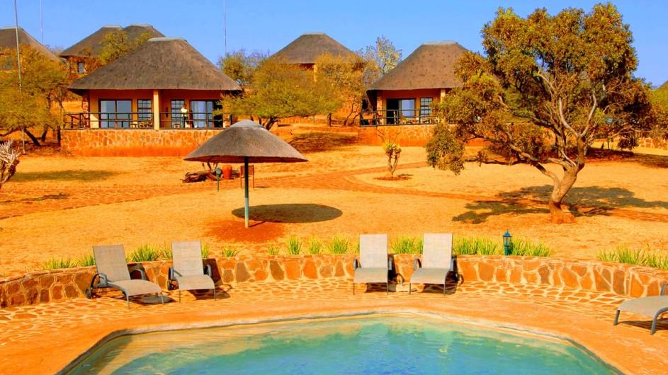Südafrika Hannah Lodge