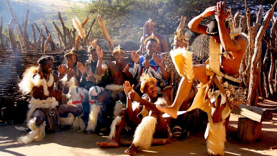Swaziland Tänzer