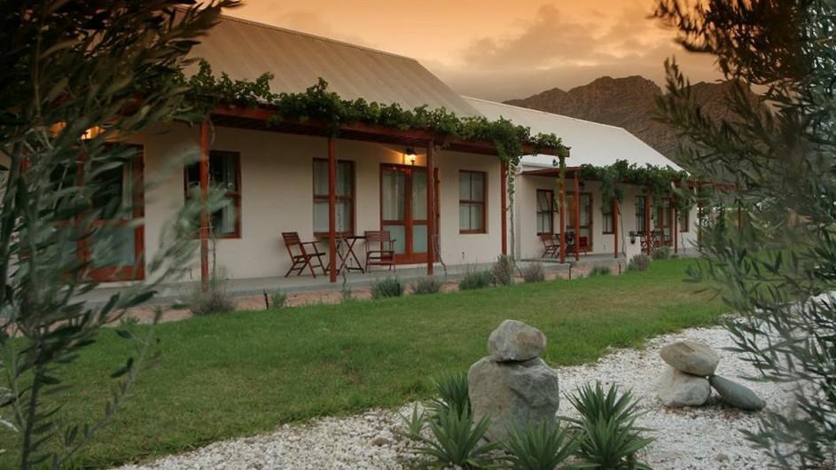 Südafrika Mimosa Lodge