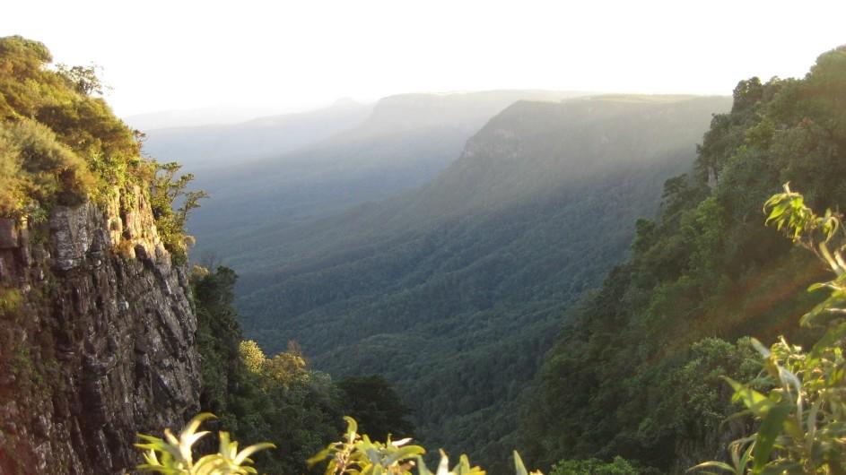 Südafrika Panorama Route God´s Window