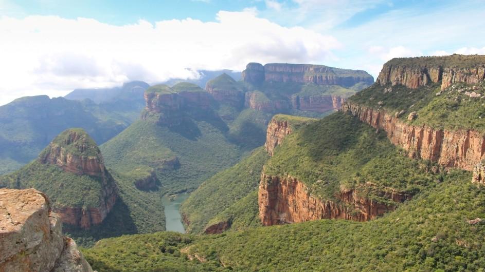 Südafrika Blyd River Canyon