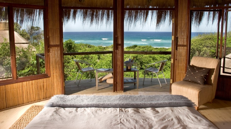 Südafrika Thonga Beach Lodge Zimmer
