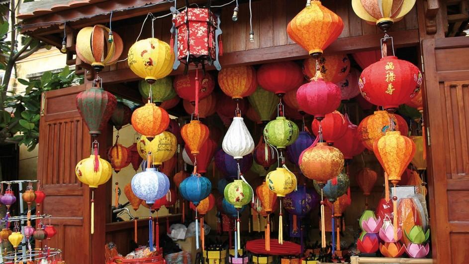 Vietnam Lampenladen