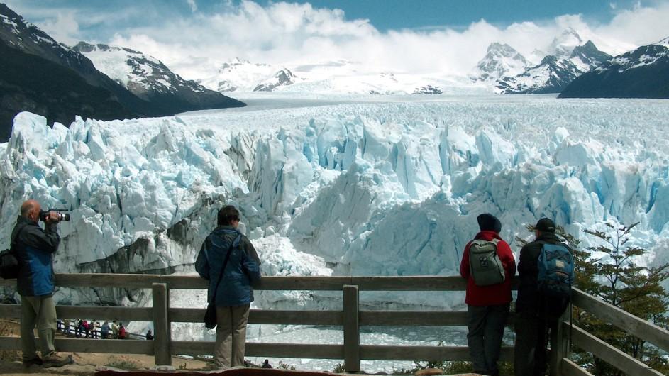 Argentinien El Calafate Perito Moreno