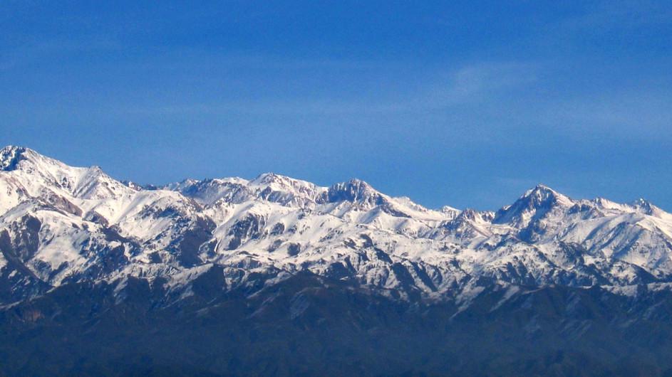Argentinien Mondoza Alta Montana