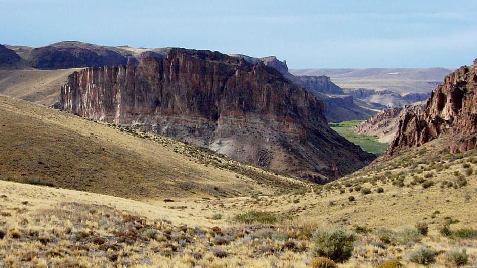 Argentinien Landschaft im Nordwesten