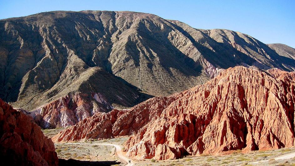 Argentinien Valle Calchaqui