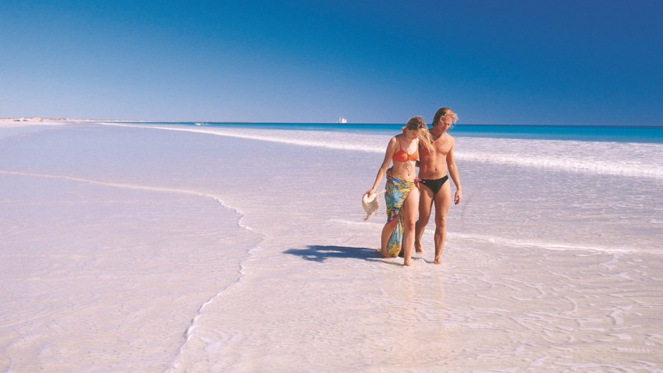 Australien WEstaustralien Cable Beach in Broome