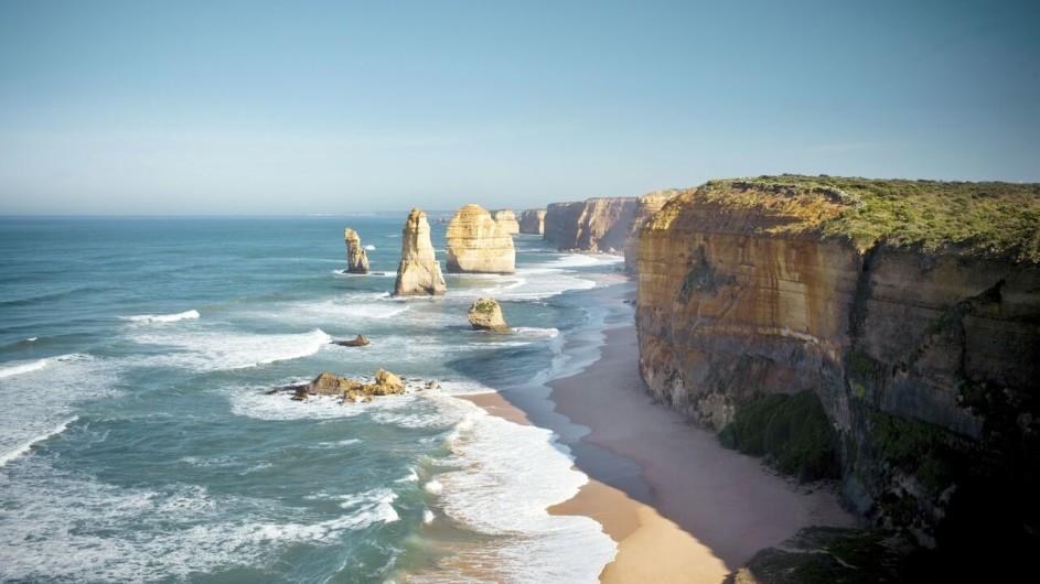 Australien Great Ocean Walk Zwölf Apostel