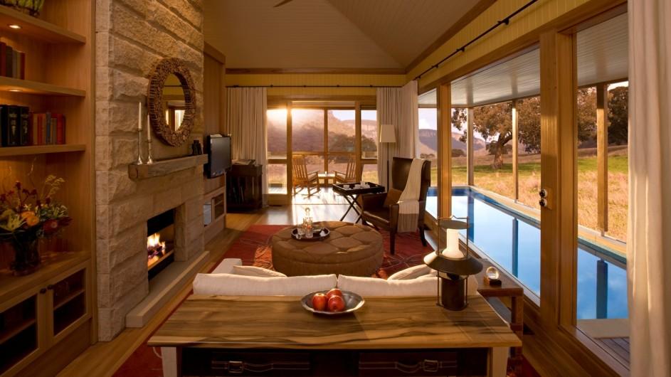 Australien Emirates Wolgan Valley Resort Heritage Suite
