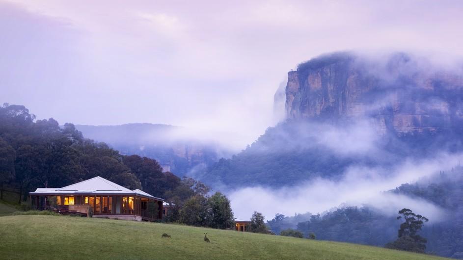 Australien Emirates Wolgan Valley Resort