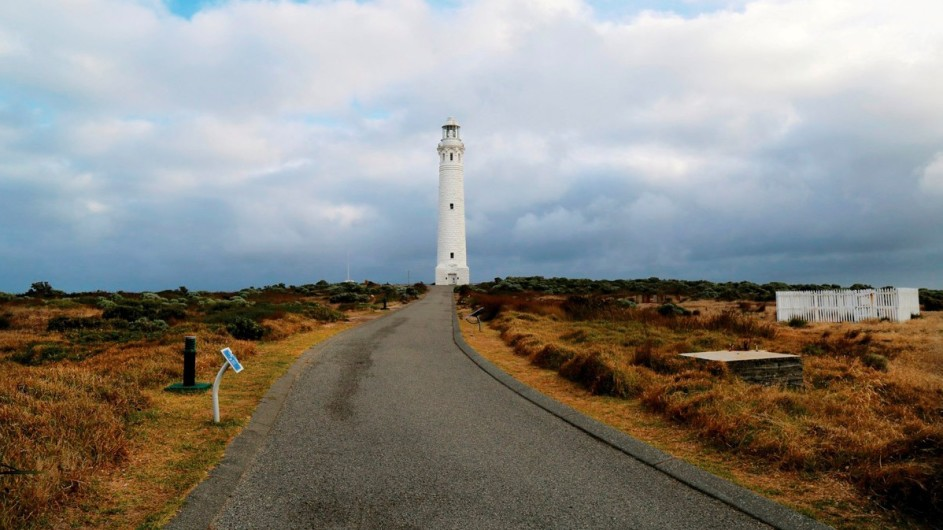 Australien Cape Leeuwin Leuchtturm Westaustralien