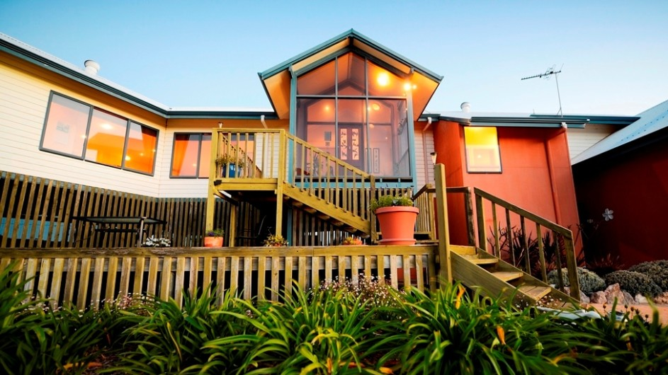 Australien Esperance B&B by the Sea Eingang