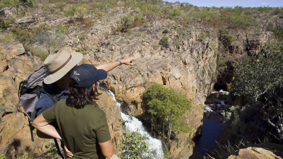 Australien Katherine Gorge Aussicht