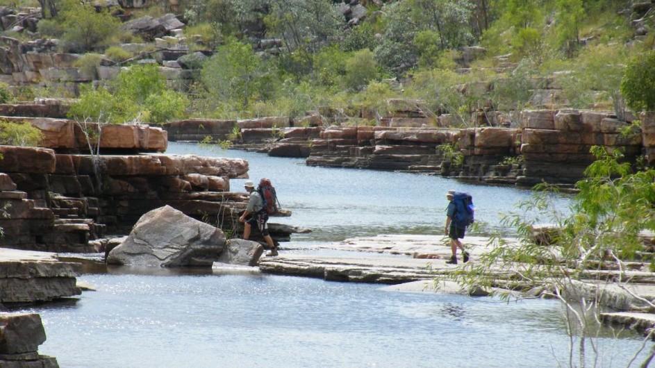 Australien Katherine River