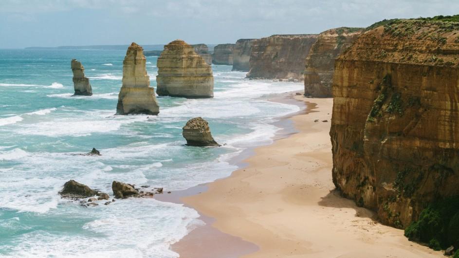 Australien Great Ocean Road Zwölf Apostel