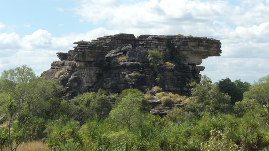 Australien Kakadu Nationalpark Ubirr Rock
