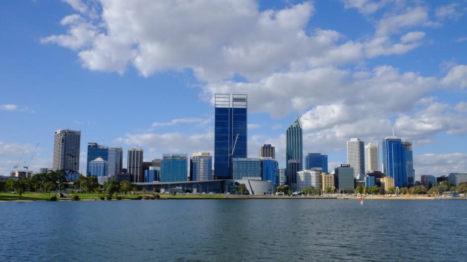 Australien Westaustralien Perth