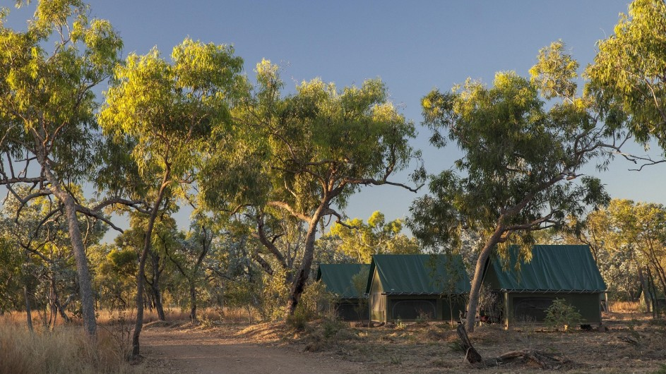 Australien Bungle Bungles Camp