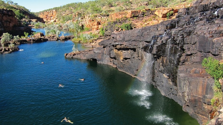 Australien Kimberley Manning Gorge