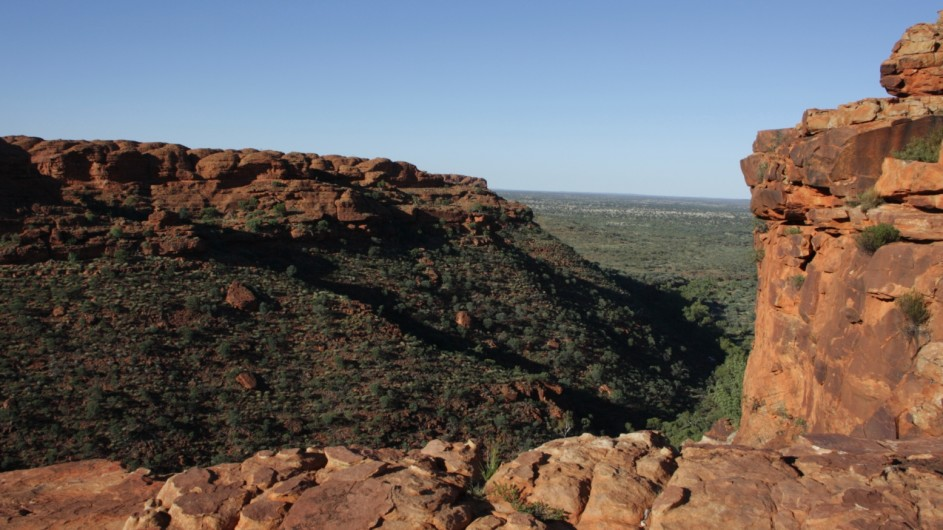 Australien Red Center Kings Canyon