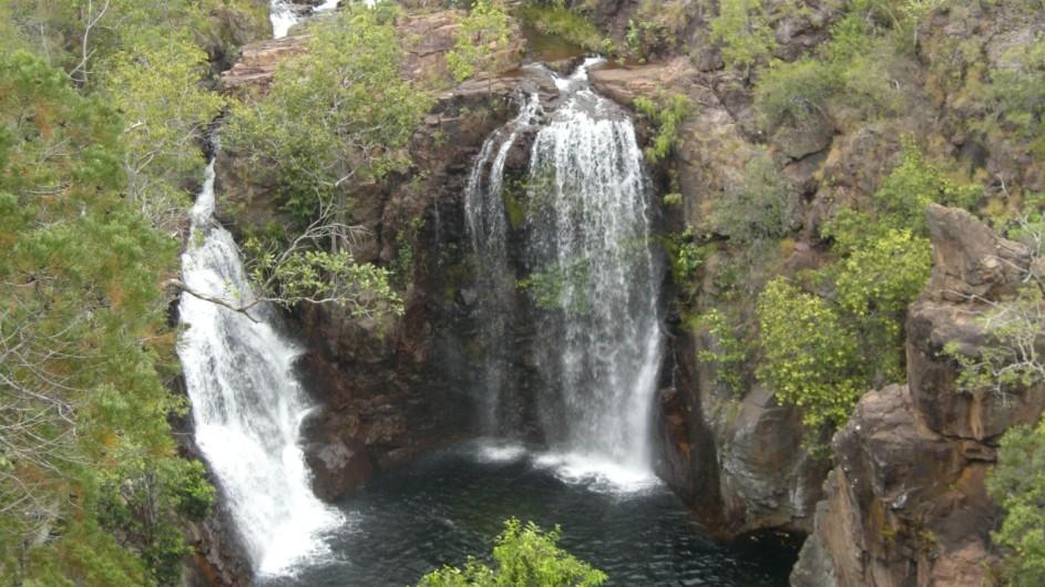 Australien Litchfield Nationalpark Florence Falls