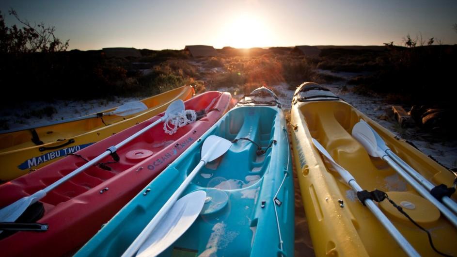 Australien Sal Salis Kayaks