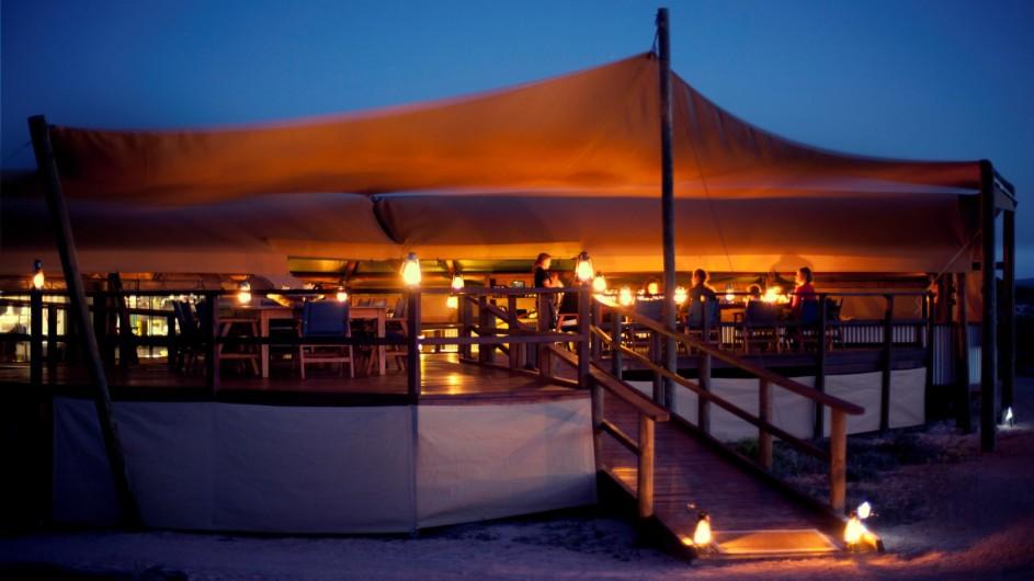 Australien Sal Salis Restaurant