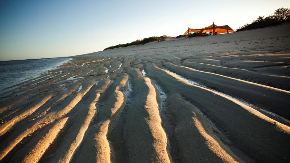 Australien Sal Salis Strand