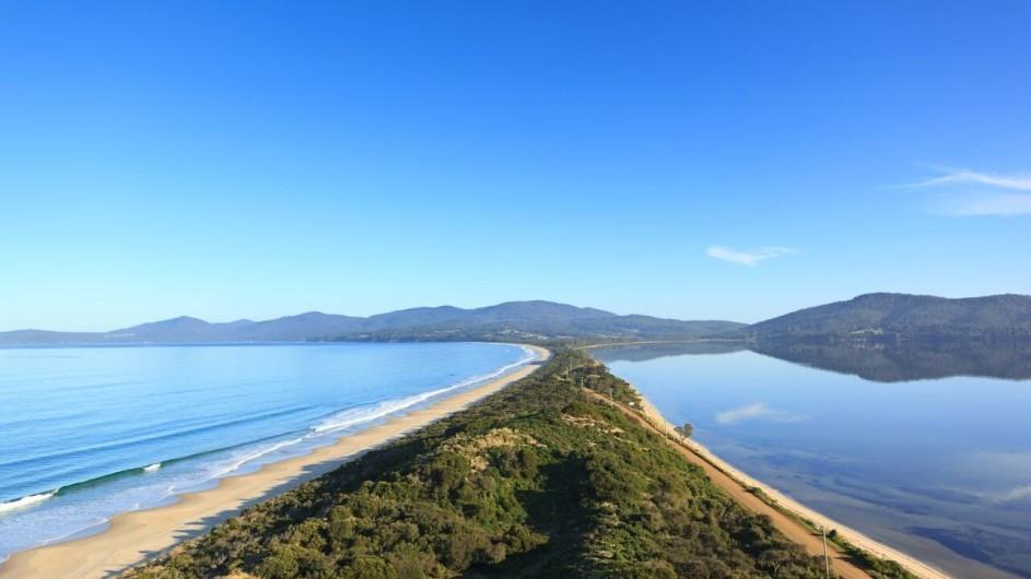 Australien Tasmanien Bruny Island