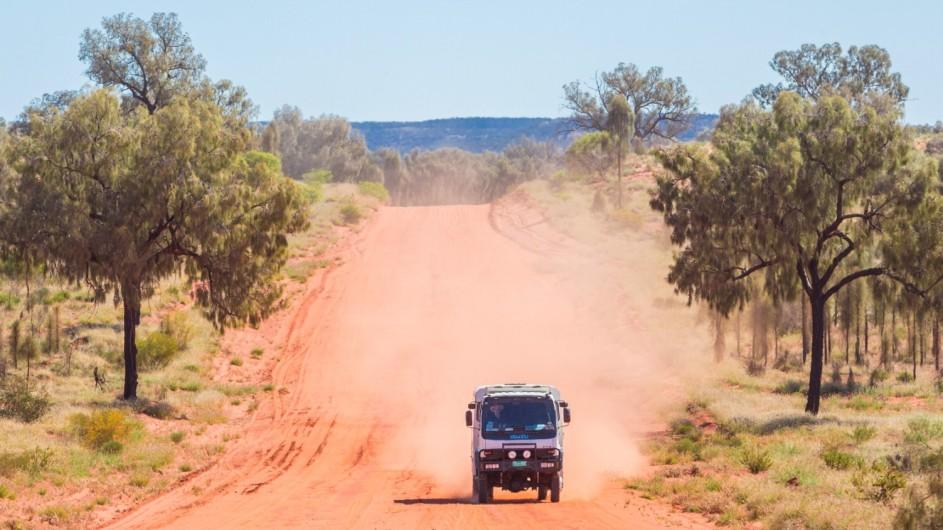 Australien unterwegs mit Wayoutback