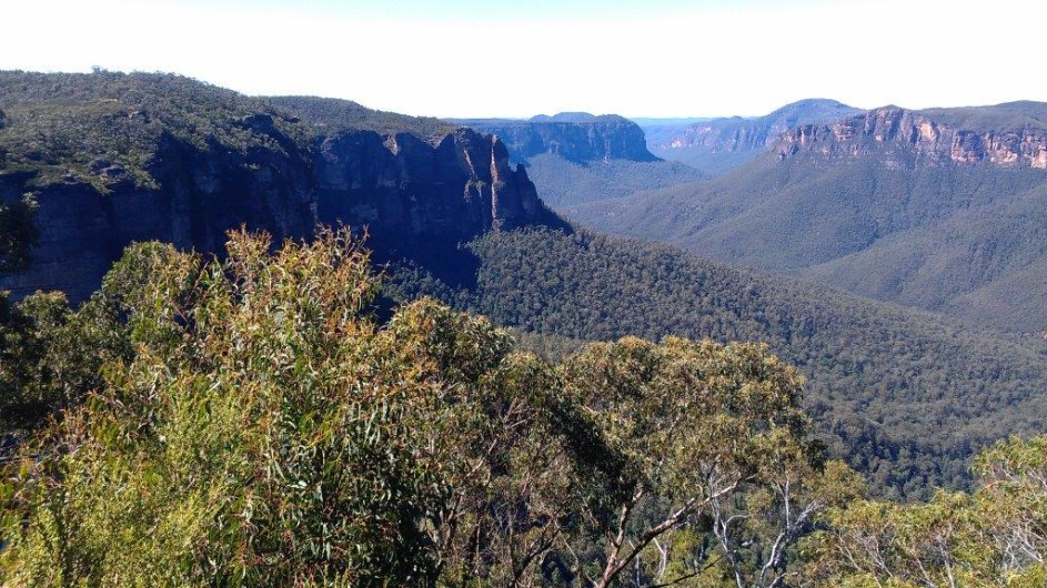 Australien Blue Mountains