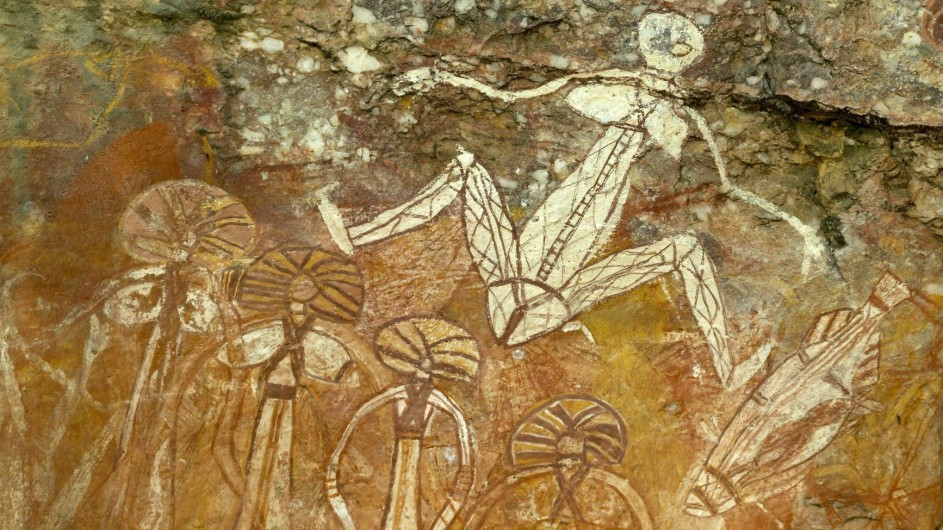 Australien Top End Nourlangie Rock Kakadu Nationalpark