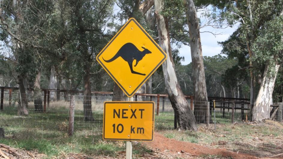 Australien unterwegs