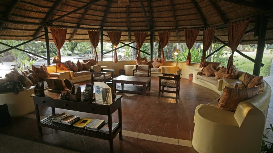 Zambia Livingstone Maramba River Lodge