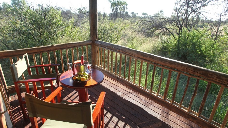 Botswana Nata Lodge Auslick