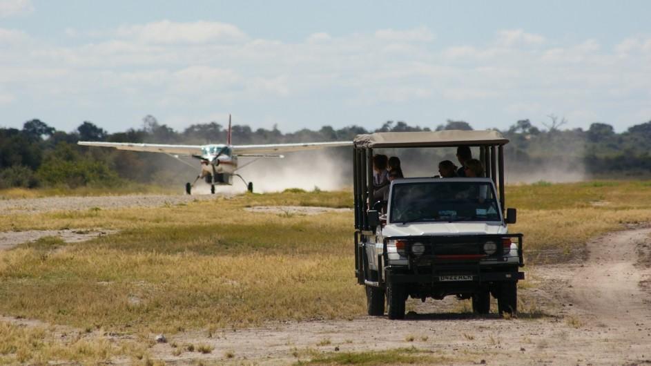 Botswana Desert & Deltas Anreise