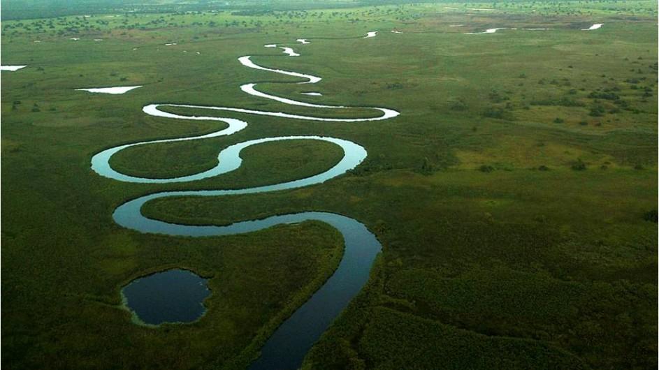 Botswana Kabbo Hausboot Okavango