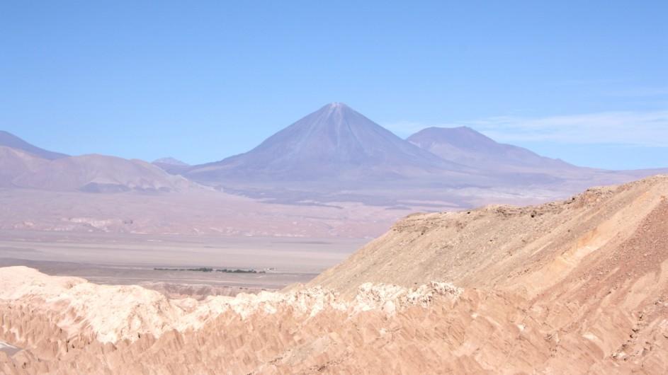 Chile Atacama Wüste Tal des Todes