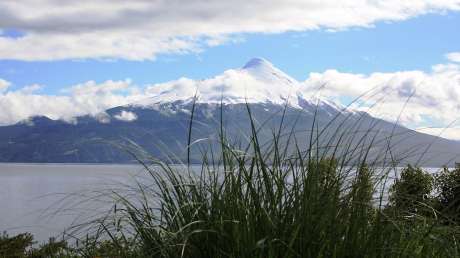 Chile Seenregion Vulkan Osorno