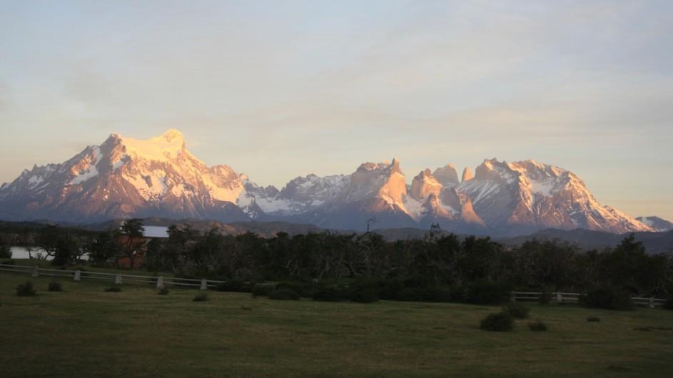 Chile Patagonien Torres del Paine