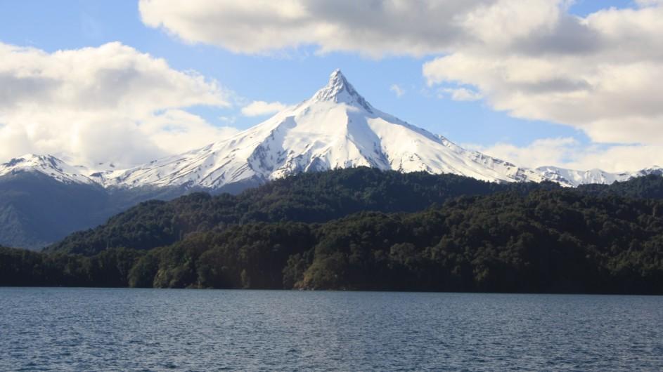 Chile Vulkan Petrohue