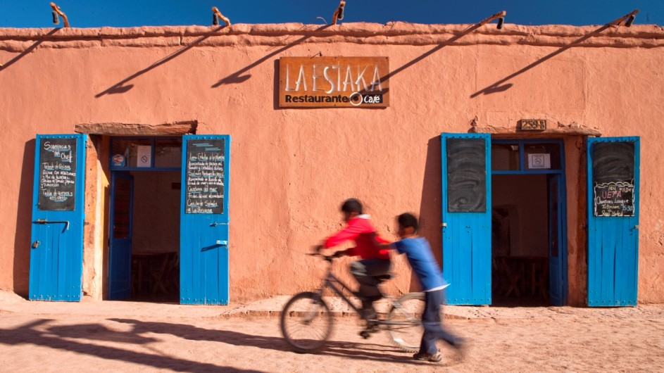 Chile Atacama Wüste San Pedro de Atacama