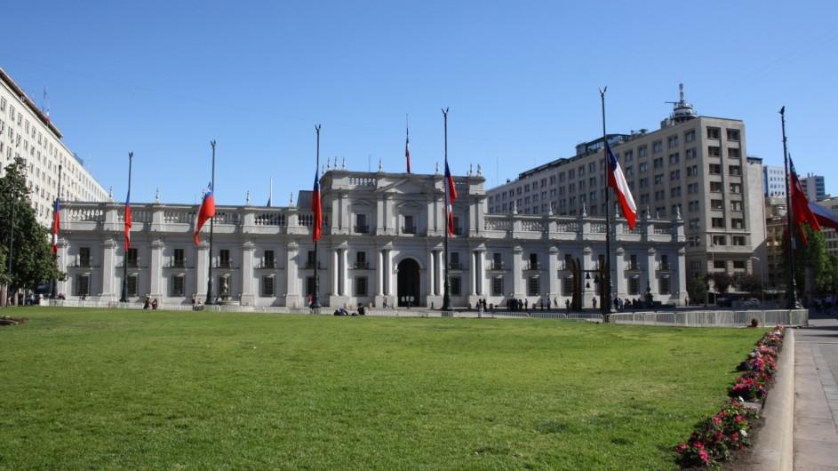 Chile Santiago Parlament