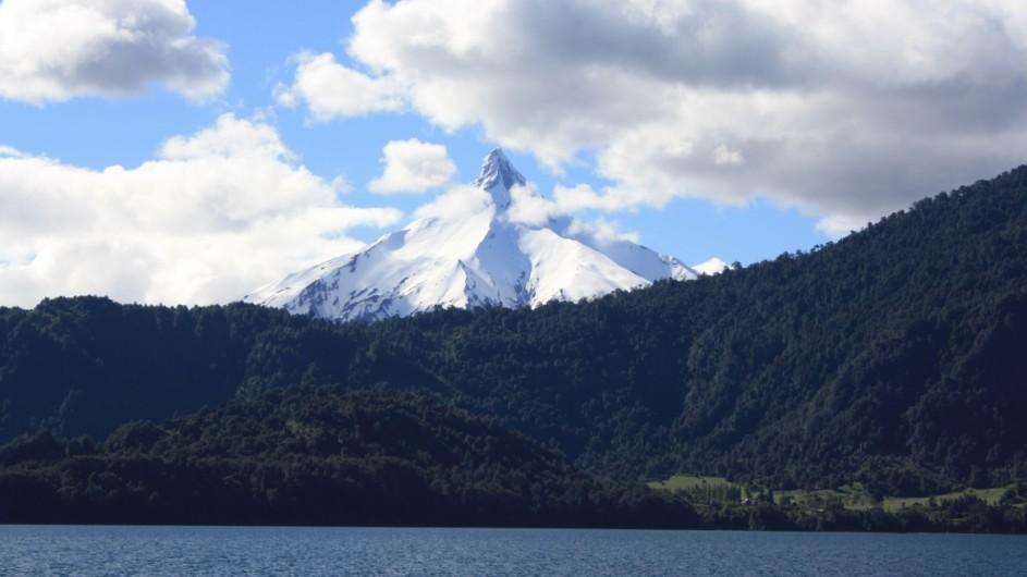 Chile Seenregion Vulkan Petrohue